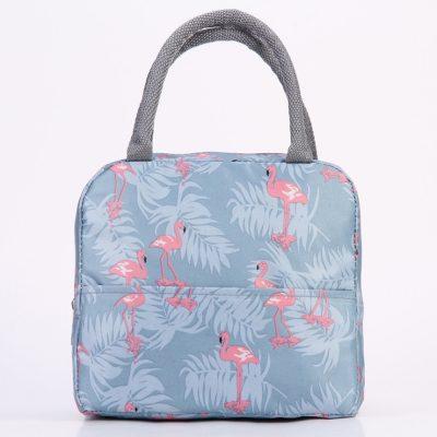 Túi đựng hộp cơm giữ nhiệt hình hạc xinh xắn